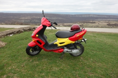 PEUGEOT SPEEDFIGHT 50CC