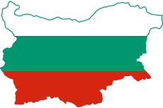 Kamen-Cars Bulgarian Flag