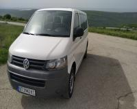 VW Caravelle 2.0 Wheelchair Ramp 8+1
