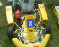 Karting Yellow