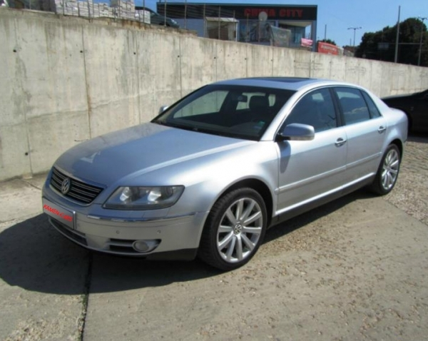 VW Phaeton 3.0 TDI 4MOTION