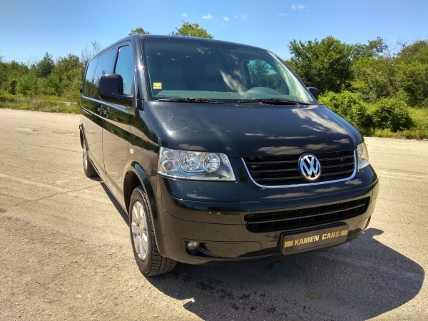 VW Caravelle 2.5 TDI 8+1 AUTOMATIC