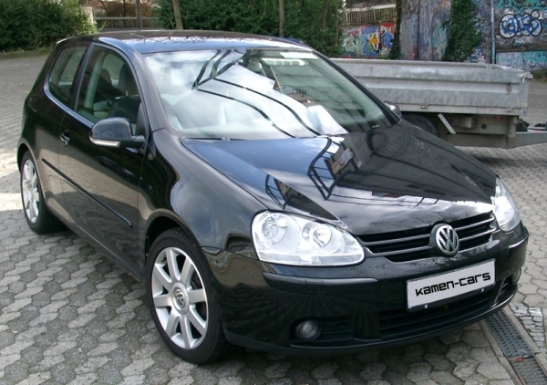 VW Golf5 2.0 TDI Automatic